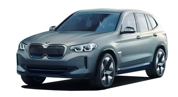 BMW iX3 AC Charge Rate