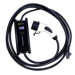 Zencar Portable EV Charger | 16 Amps | 3.7 kW