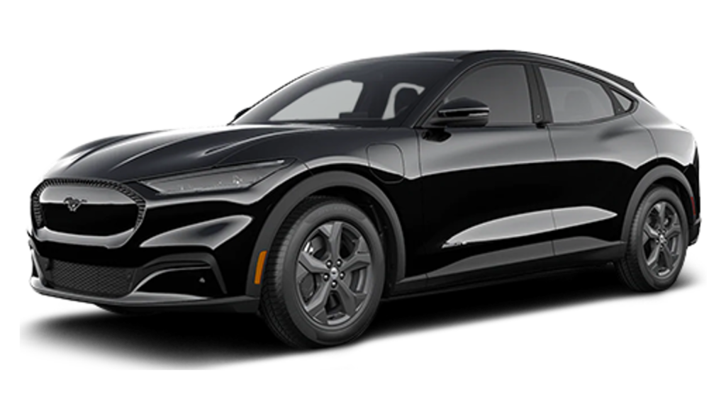 Ford Mustang Mach-E AC Charge Rate