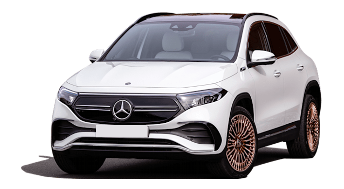 Mercedes EQA South Africa