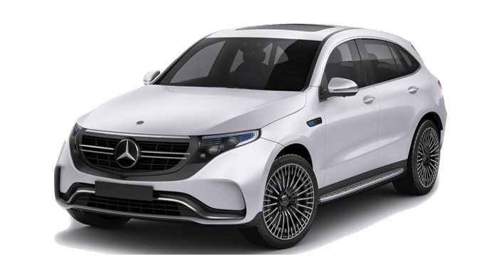 Mercedes EQC South Africa